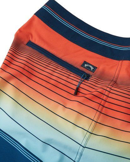 "6 North Point Pro Boardshort 20"" Blue M1301BNP Billabong"
