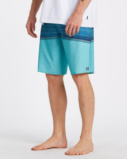 3 North Point Pro Boardshorts Blue M1301BNP Billabong