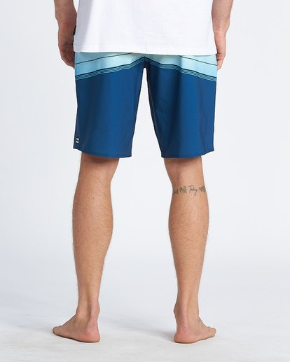 "9 North Point Pro Boardshort 20"" Blue M1301BNP Billabong"