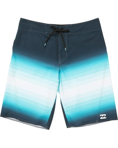 0 Fluid X Boardshorts Green M130NBFL Billabong