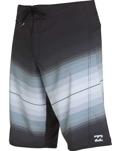 2 Fluid X Boardshorts Black M130NBFL Billabong