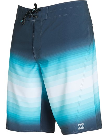 2 Fluid X Boardshorts Green M130NBFL Billabong