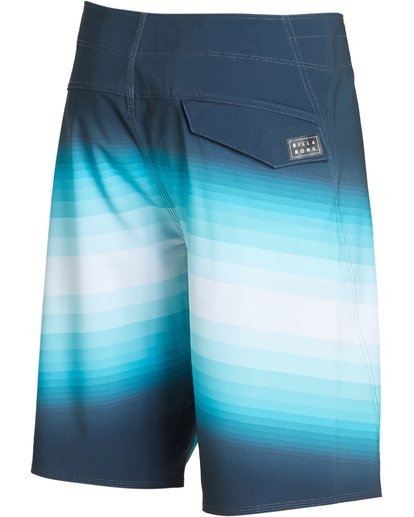 3 Fluid X Boardshorts Green M130NBFL Billabong