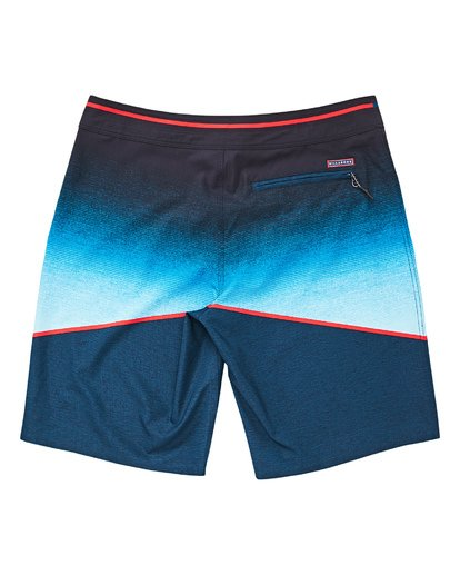 1 North Point Pro Boardshorts Blue M130TBNP Billabong