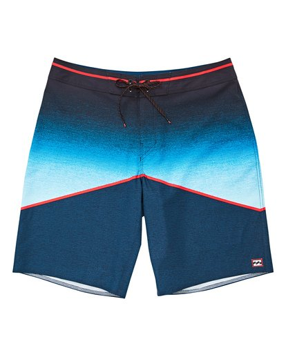 0 North Point Pro Boardshorts Blue M130TBNP Billabong