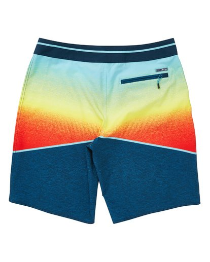 1 North Point Pro Boardshorts Orange M130TBNP Billabong