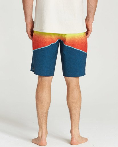 5 North Point Pro Boardshorts Orange M130TBNP Billabong