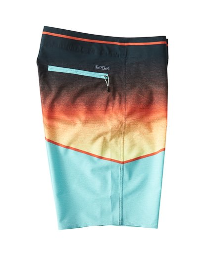 3 North Point Pro Boardshorts Green M130VBNP Billabong