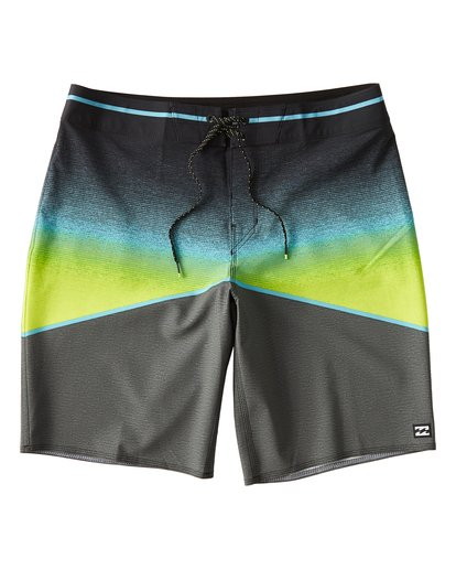 0 North Point Pro Boardshorts Grey M130VBNP Billabong