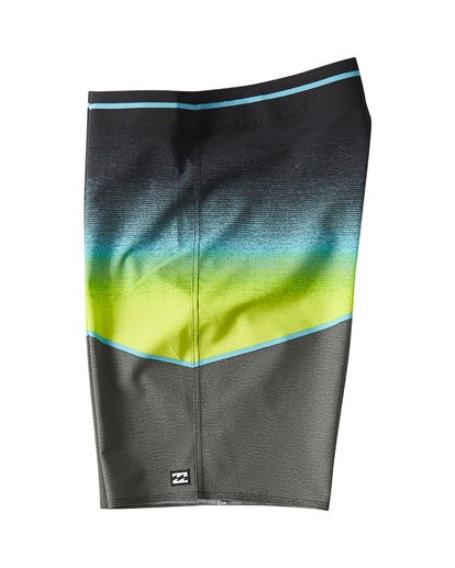 2 North Point Pro Boardshorts Grey M130VBNP Billabong