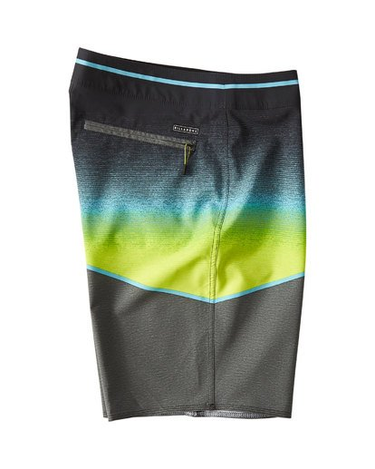 3 North Point Pro Boardshorts Grey M130VBNP Billabong