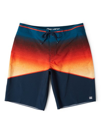 0 North Point Pro Boardshorts Yellow M130VBNP Billabong
