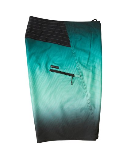 3 Fluid Pro Boardshorts Blue M1311BFP Billabong