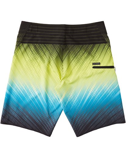 "1 Fluid Pro Boardshorts 20"" Black M1311BFP Billabong"