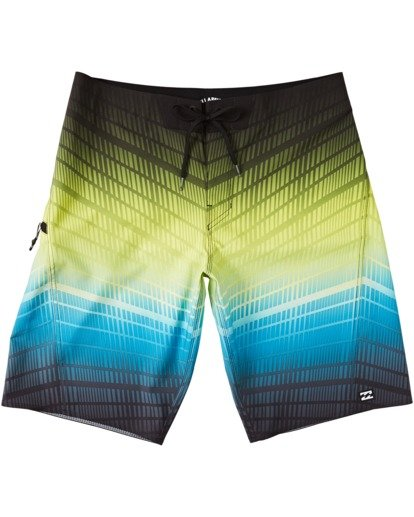 "0 Fluid Pro Boardshorts 20"" Black M1311BFP Billabong"