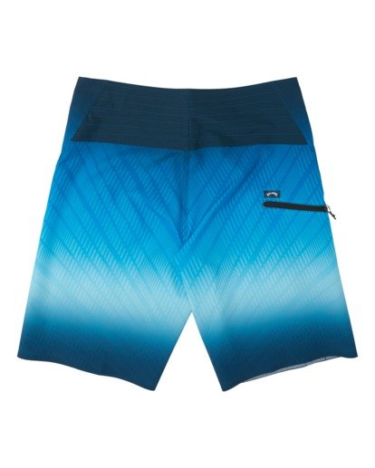 "1 Fluid Pro Boardshort 20"" Blue M1311BFP Billabong"