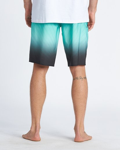 10 Fluid Pro Boardshorts Blue M1311BFP Billabong