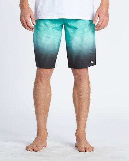 7 Fluid Pro Boardshorts Blue M1311BFP Billabong