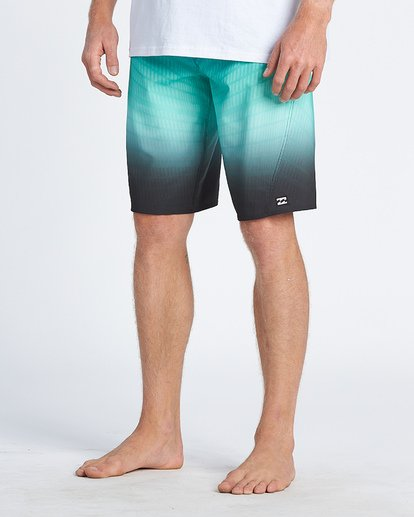 8 Fluid Pro Boardshorts Blue M1311BFP Billabong