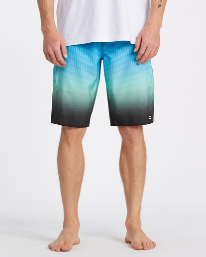 2 Fluid Pro Boardshorts Black M1311BFP Billabong