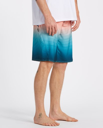 4 Fluid Pro Boardshorts Multicolor M1311BFP Billabong