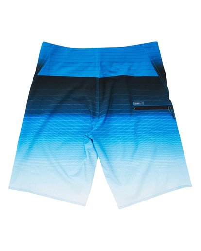 1 Fluid Pro Boardshorts Blue M131TBFL Billabong