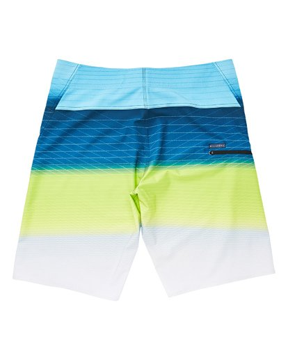 1 Fluid Pro Boardshorts Green M131TBFL Billabong