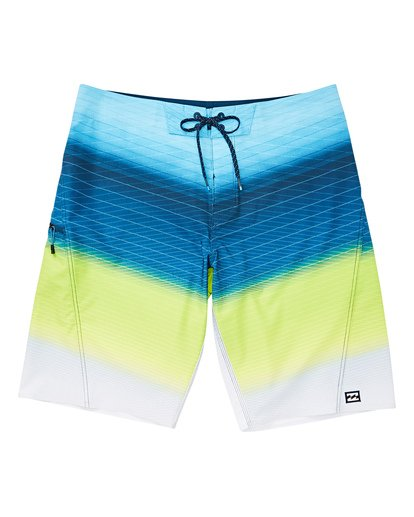 0 Fluid Pro Boardshorts Green M131TBFL Billabong