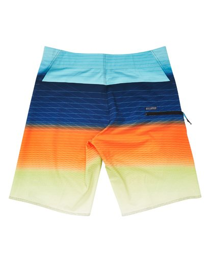 1 Fluid Pro Boardshorts Orange M131TBFL Billabong