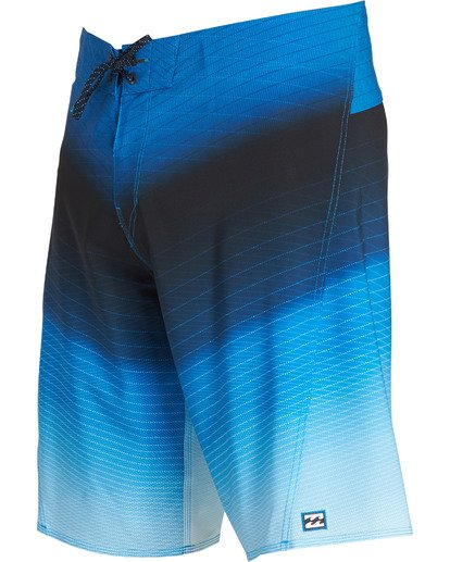 2 Fluid Pro Boardshorts Blue M131TBFL Billabong