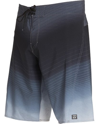 2 Fluid Pro Boardshorts Grey M131TBFL Billabong