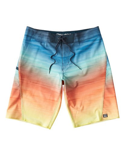 0 Fluid Pro Boardshorts Blue M131VBFL Billabong