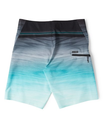 1 Fluid Pro Boardshorts Green M131VBFL Billabong