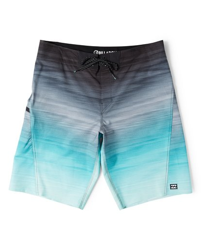 0 Fluid Pro Boardshorts Green M131VBFL Billabong