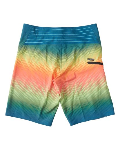 1 Fluid Pro Boardshorts Grey M131VBFL Billabong