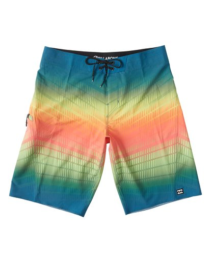 0 Fluid Pro Boardshorts Grey M131VBFL Billabong