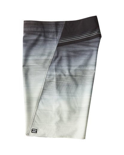 2 Fluid Pro Boardshorts Grey M131VBFL Billabong