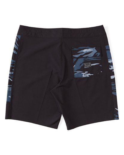 "3 D Bah Pro Boardshort 19"" Black M1321BDS Billabong"