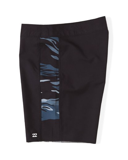 "1 D Bah Pro Boardshort 19"" Black M1321BDS Billabong"