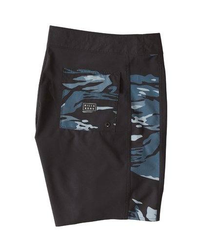 "5 D Bah Pro Boardshort 19"" Black M1321BDS Billabong"