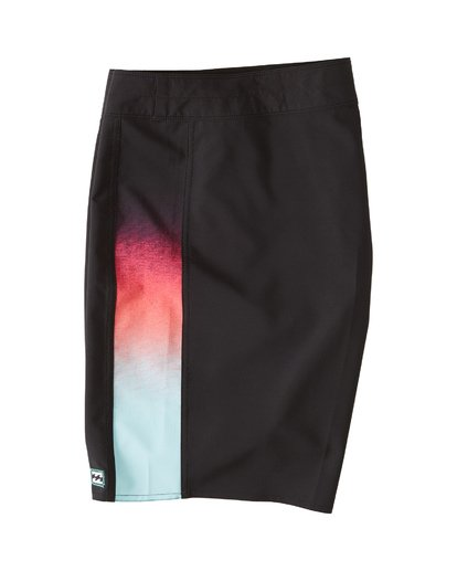 4 D Bah Pro Boardshorts Black M1321BDS Billabong