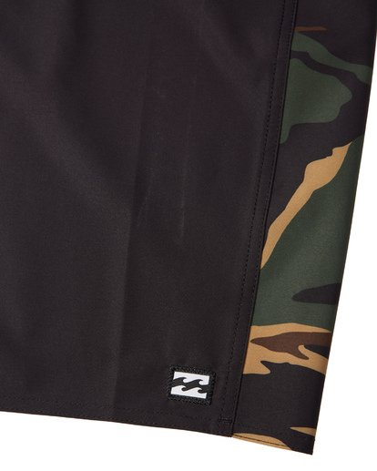 7 D Bah Pro Boardshorts Black M1321BDS Billabong