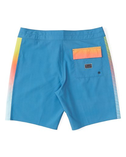 3 D Bah Pro Boardshorts Blue M1321BDS Billabong