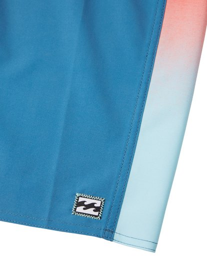 7 D Bah Pro Boardshorts Blue M1321BDS Billabong