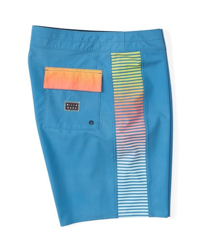2 D Bah Pro Boardshorts Blue M1321BDS Billabong