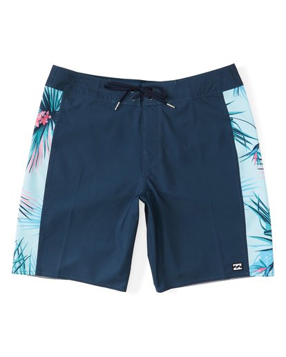 "0 D Bah Pro Boardshort 19"" Blue M1321BDS Billabong"