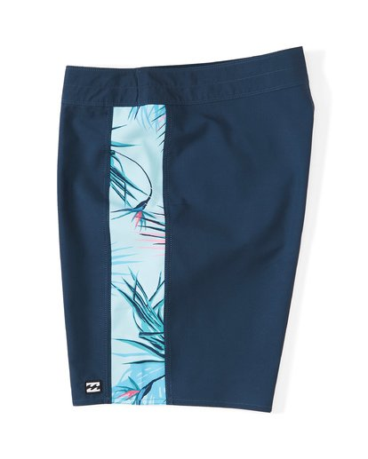 "1 D Bah Pro Boardshort 19"" Blue M1321BDS Billabong"