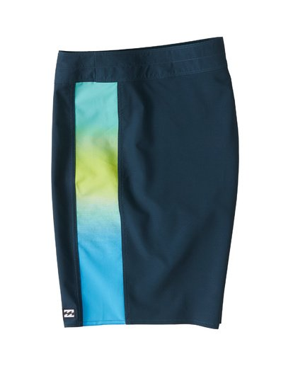 4 D Bah Pro Boardshorts Blue M1321BDS Billabong