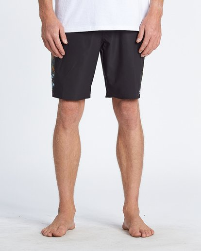 9 D Bah Pro Boardshorts Black M1321BDS Billabong