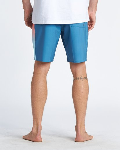 12 D Bah Pro Boardshorts Blue M1321BDS Billabong